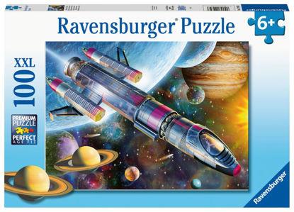 Obrázek Puzzle Vesmírná mise 100 dílků