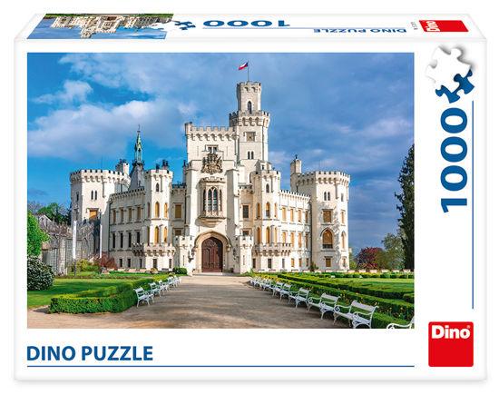 Obrázek z ZÁMEK HLUBOKÁ 1000 Puzzle