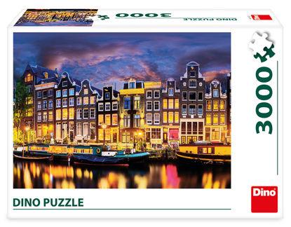 Obrázek AMSTERDAM 3000 Puzzle