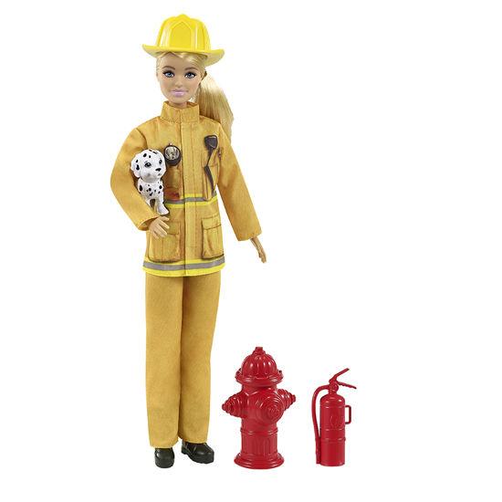 Obrázek z Barbie HASIČKA