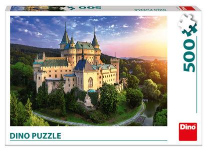 Obrázek ZÁMEK BOJNICE 500 Puzzle