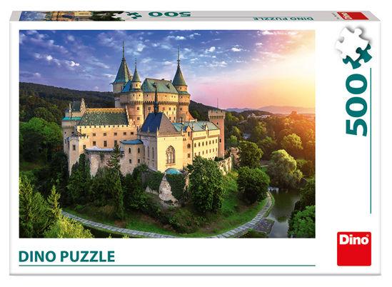 Obrázek z ZÁMEK BOJNICE 500 Puzzle
