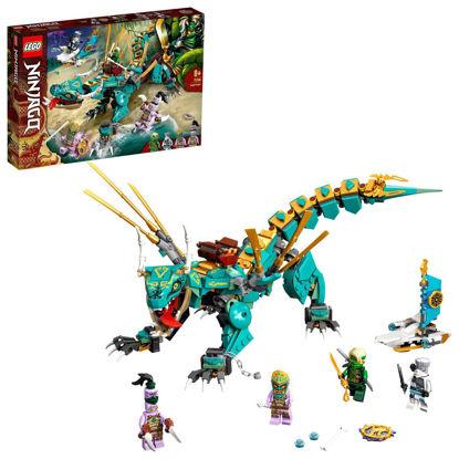 Obrázek LEGO Ninjago 71746 Drak z džungle