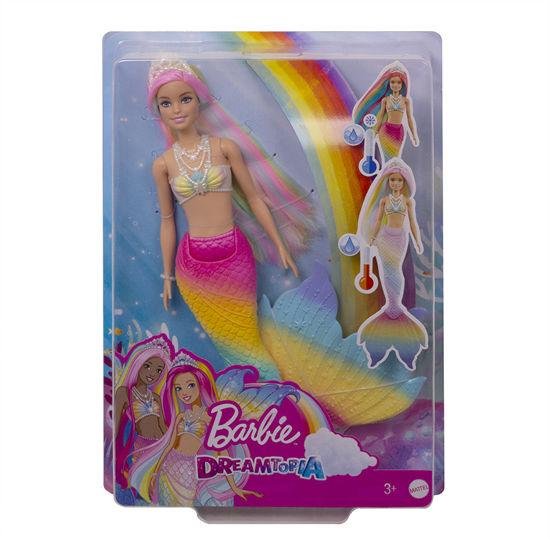 Obrázek z Barbie DUHOVÁ MOŘSKÁ PANNA