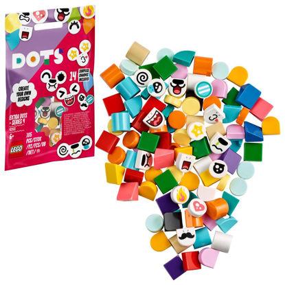 Obrázek LEGO DOTS 41931 doplňky – 4. série