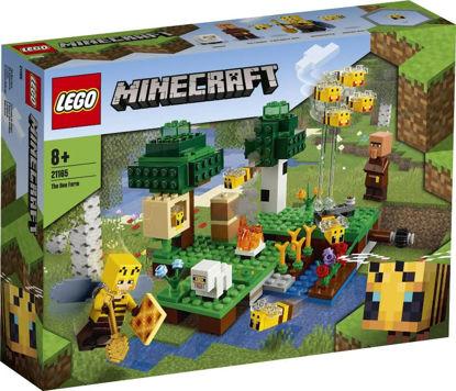 Obrázek LEGO Minecraft 21165 Minecraft 2 Včelí farma