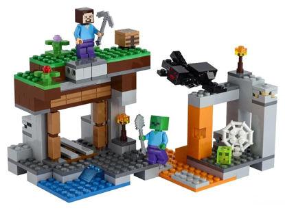 Obrázek LEGO Minecraft 21166 Opuštěný důl