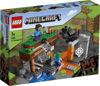 Obrázek z LEGO Minecraft 21166 Opuštěný důl
