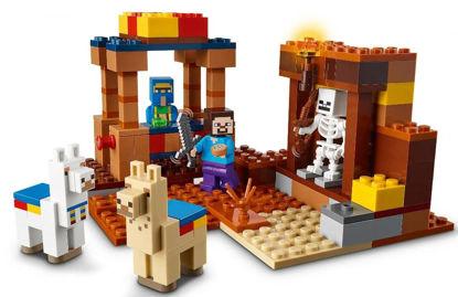 Obrázek LEGO Minecraft 21167 Tržiště