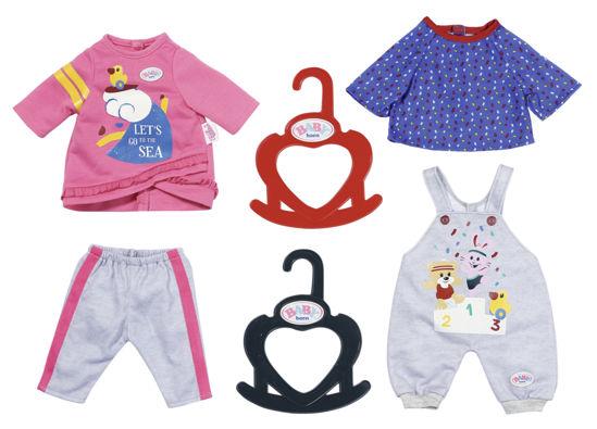 Obrázek z BABY born Little Oblečení na ven, 2 druhy, 36 cm