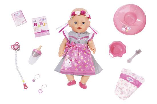 Obrázek z BABY born Soft Touch, v kroji, 43 cm