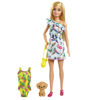 Obrázek z Barbie SESTRA S PLAVKAMI