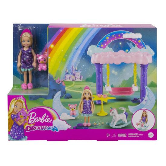 Obrázek z Barbie CHELSEA herní pohádkový set