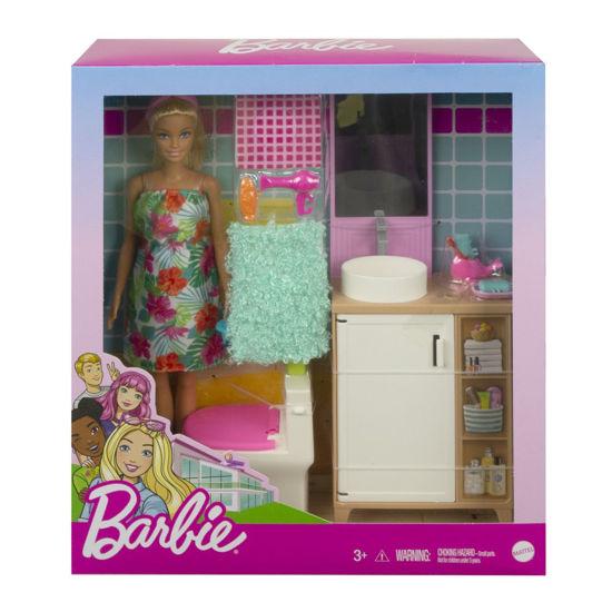Obrázek z Barbie POKOJ a PANENKA