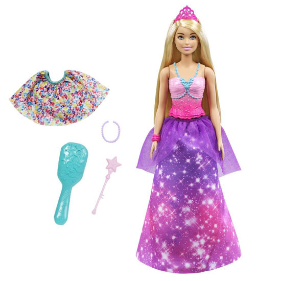 Obrázek z Barbie PRINC nebo PRINCEZNA