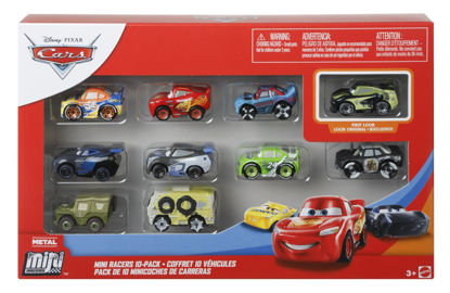 Obrázek CARS mini 10 Pack