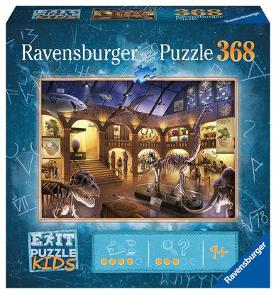 Obrázek Exit KIDS Puzzle: Noc v muzeu 368 dílků