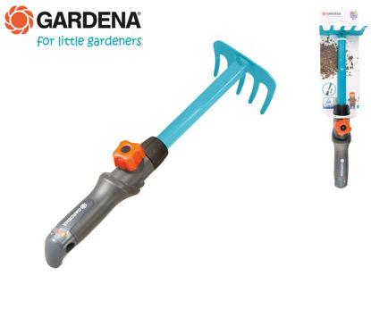Obrázek GARDENA Zahradní dětské hrábě