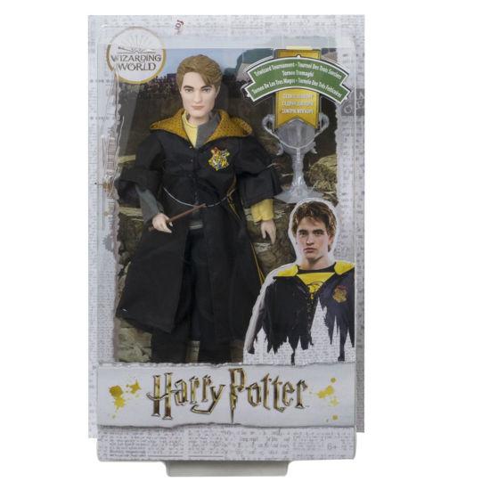 Obrázek z Harry Potter CEDRIC panenka