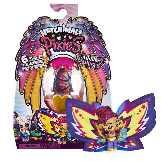Obrázek z HATCHIMALS VÍLY PIXIES s křídly