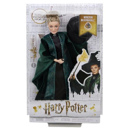 Obrázek z Harry Potter profesorka McGONAGALLOVÁ panenka