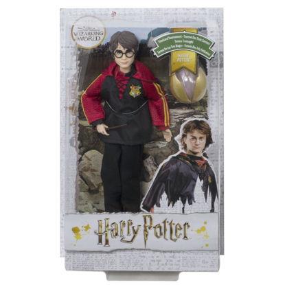 Obrázek Harry Potter POHÁR TŘÍ KOUZELNÍKŮ panenka