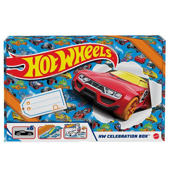 Obrázek z Hot Wheel DÁRKOVÝ BOX