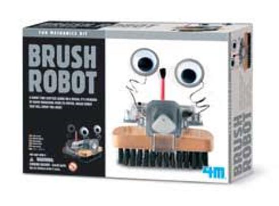 Obrázek z Kartáčový robot