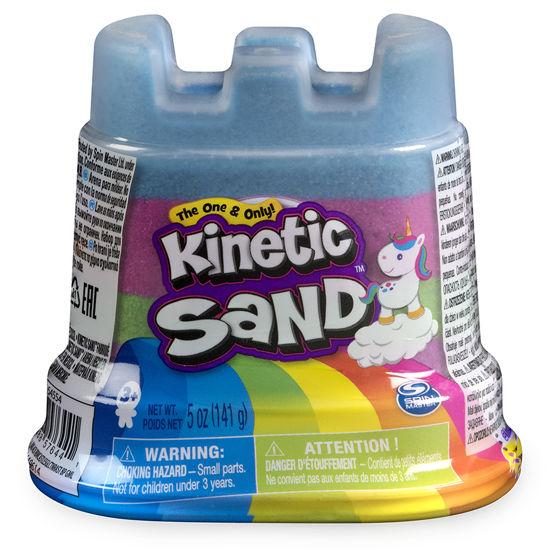 Obrázek z KINETIC SAND duhové kelímky písku