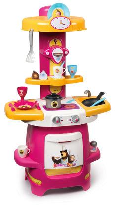 Obrázek Kuchyňka Cooky Máša a medvěd