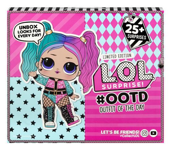 Obrázek z L.O.L. Surprise! Obleček na každý den