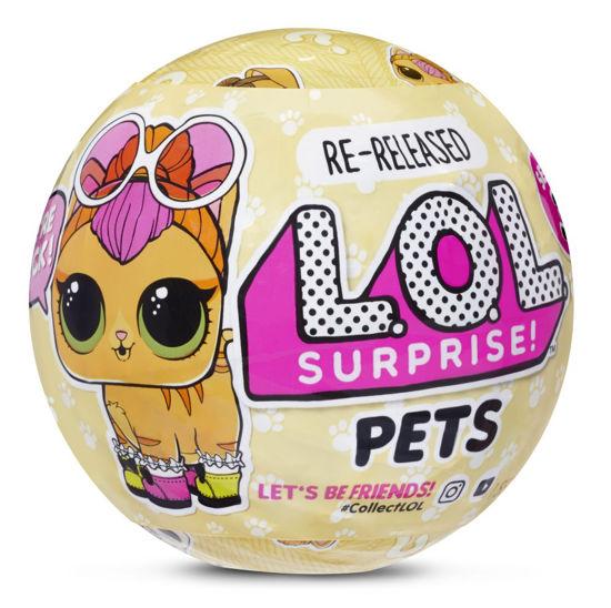 Obrázek z L.O.L. Surprise! Zvířátka