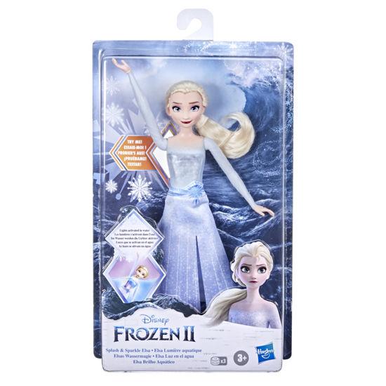 Obrázek z LEDOVÉ KRÁLOVSTVÍ 2 panenka Elsa - vodní hrátky