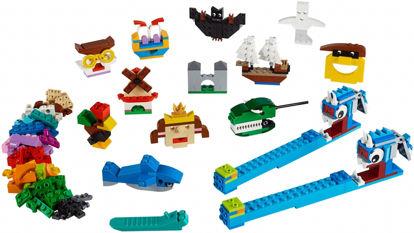 Obrázek LEGO Classic 11009 Kostky a světla
