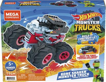 Obrázek MEGA CONSTRUX Hot Wheels Monster Trucks