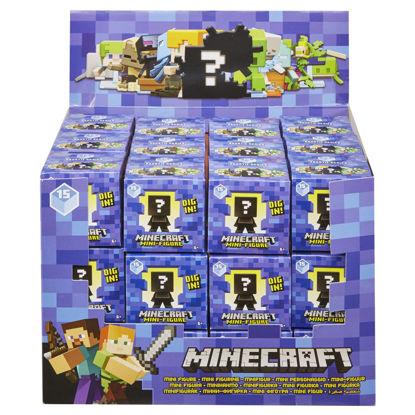 Obrázek Minecraft TÉMATICKÉ MINI FIGURKY