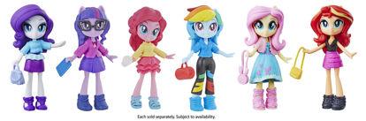 Obrázek My Little Pony EG panenka s příslušenstvím
