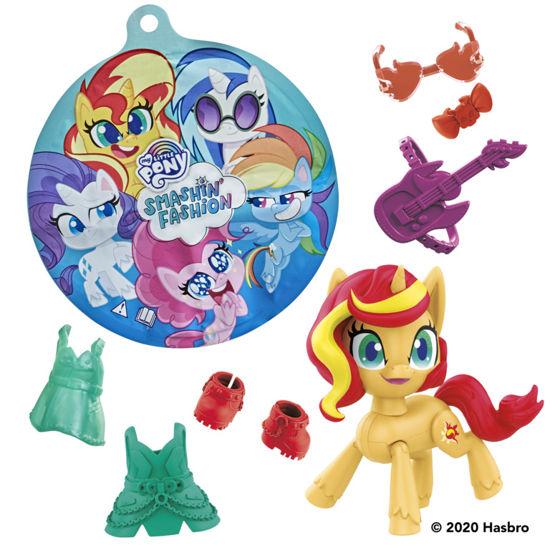 Obrázek z My little pony Poník z KOLEKCE MÓDNÍ PÁRTY