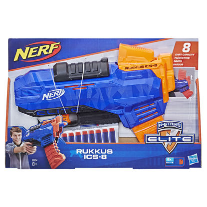 Obrázek Nerf Elite Ruckus ICS-8