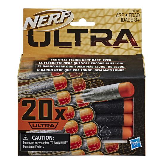 Obrázek z NERF ULTRA 20 náhradních šipek