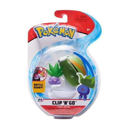 Obrázek Pokémon Clip ´N´ Go Poké Ball