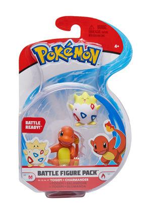 Obrázek Pokémon figurky