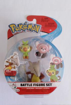 Obrázek Pokémon figurky, 3-pack