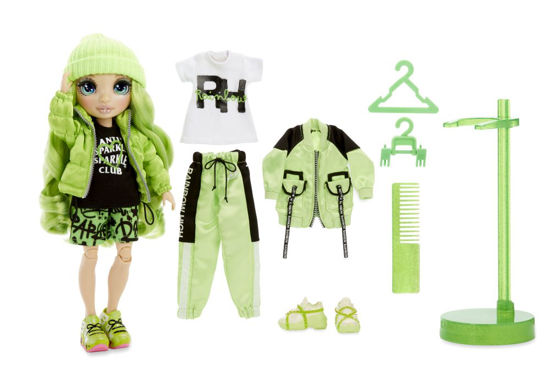 Obrázek z Rainbow High Fashion panenka Jade Hunter