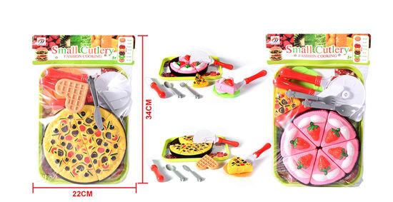 Obrázek z Sada potravin pizza/dort