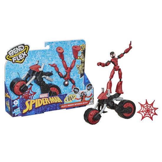 Obrázek z SPIDERMAN BEND AND FLEX vozidlo