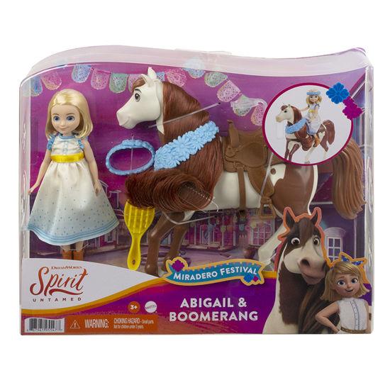 Obrázek z SPIRIT FESTIVAL  panenka a koník