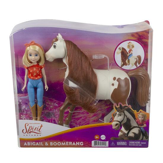 Obrázek z SPIRIT PANENKA a kůň