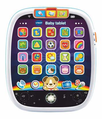Obrázek Vtech Baby tablet CZ