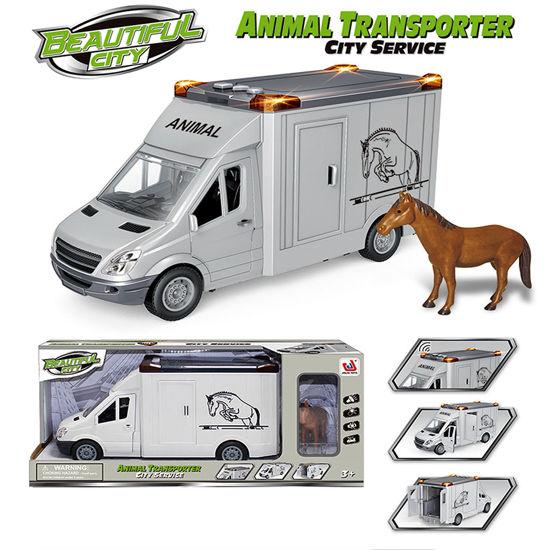 Obrázek z Vůz transport koní